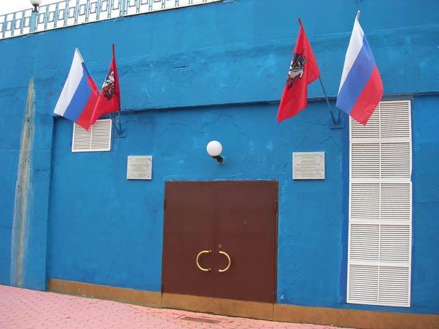 the secret underground shelter for Stalin 2