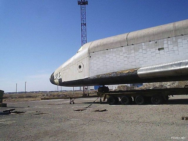 Where is Buran Now?