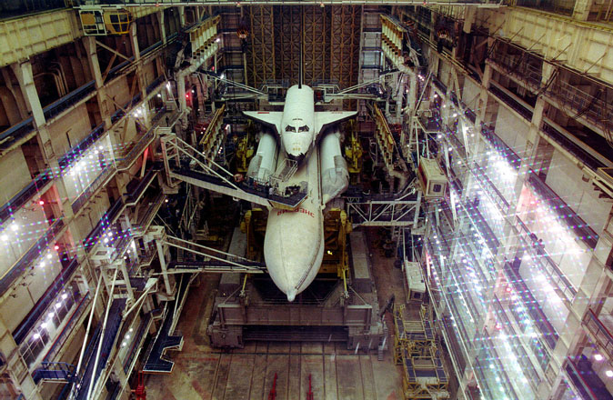 buran, the only one soviet space shuttle 10