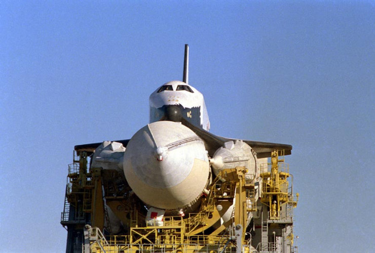 buran, the only one soviet space shuttle 15