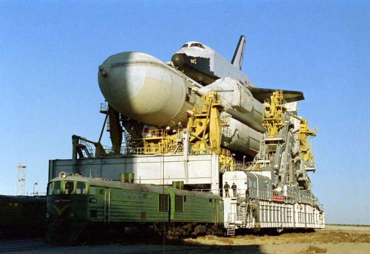 buran, the only one soviet space shuttle 18