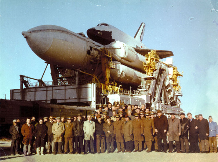 buran, the only one soviet space shuttle 19