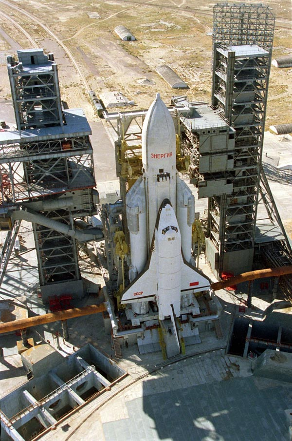 buran, the only one soviet space shuttle 22