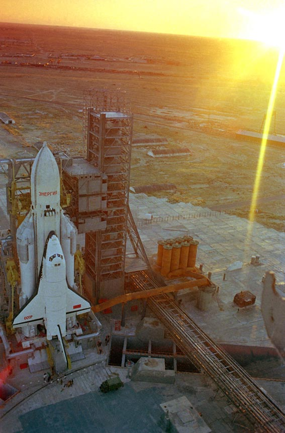 buran, the only one soviet space shuttle 25