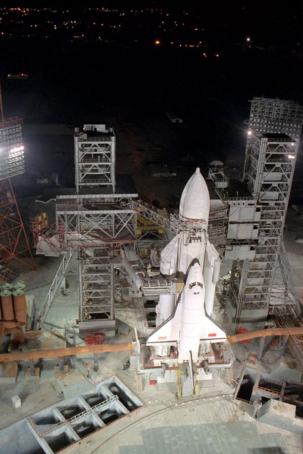 buran, the only one soviet space shuttle 26