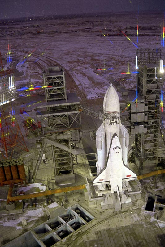 buran, the only one soviet space shuttle 27