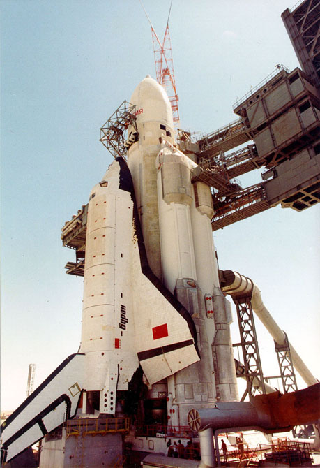 buran, the only one soviet space shuttle 31