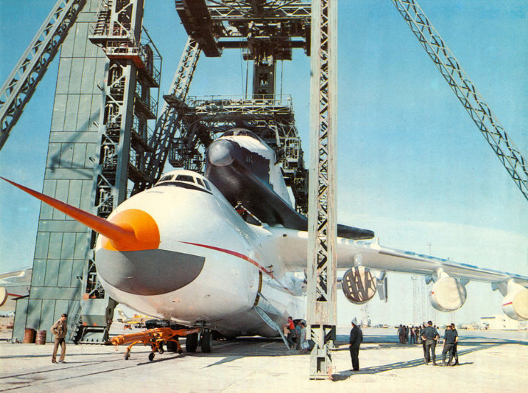 buran, the only one soviet space shuttle 4