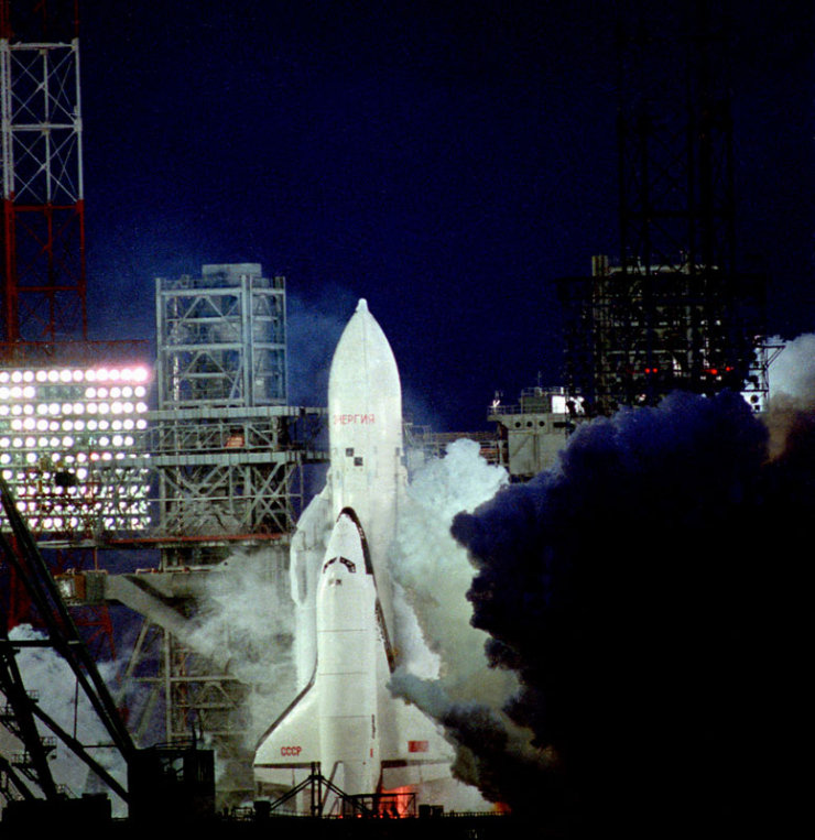 buran, the only one soviet space shuttle 40