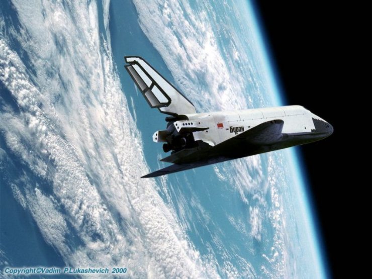 buran, the only one soviet space shuttle 42