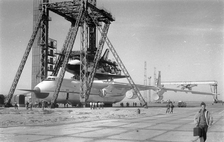 buran, the only one soviet space shuttle 7