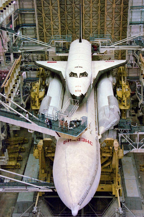 buran, the only one soviet space shuttle 9
