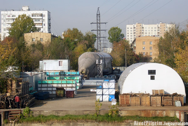 new pictures of Buran in Moscow 1