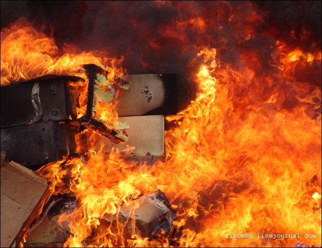 burning down pcs in Russia 9