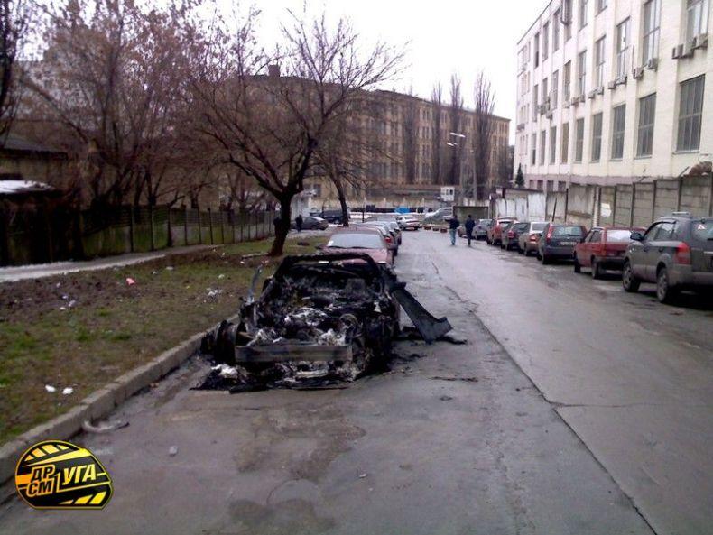 Class War: Burned Corvette