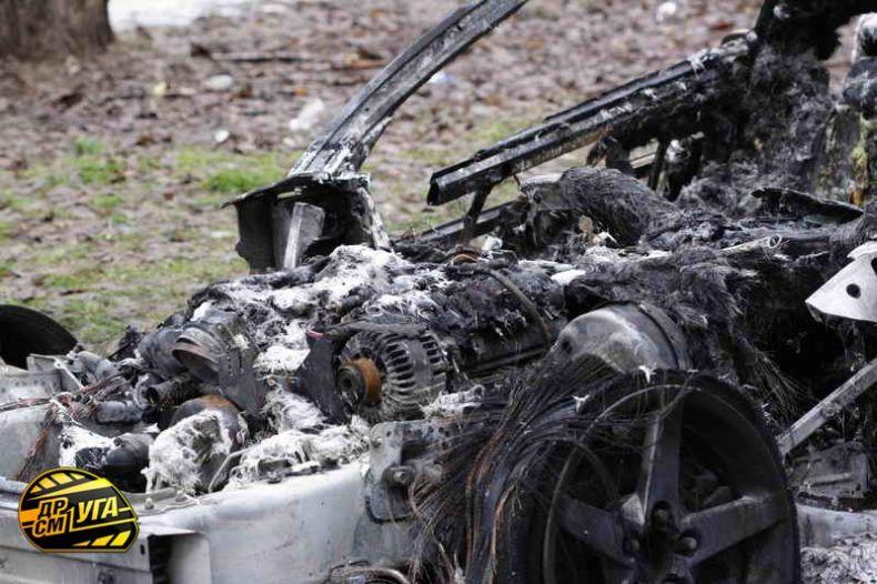 Corvette burned down in Ukraine, Russia 10