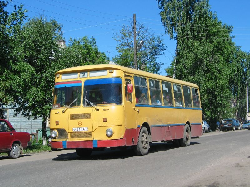 bus shot in Russia 1