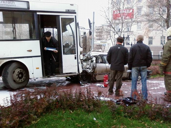 Russian bus accident 4