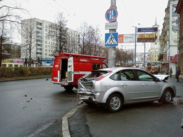 Russian bus accident 8