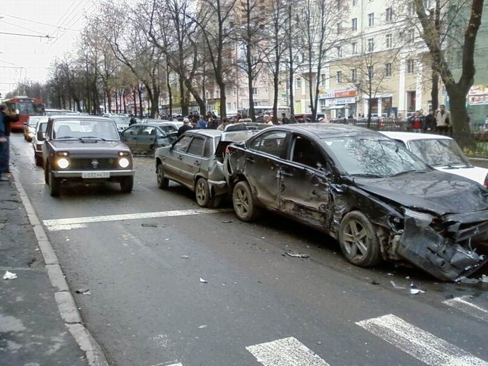 Russian bus accident 10