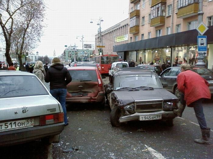 Russian bus accident 16