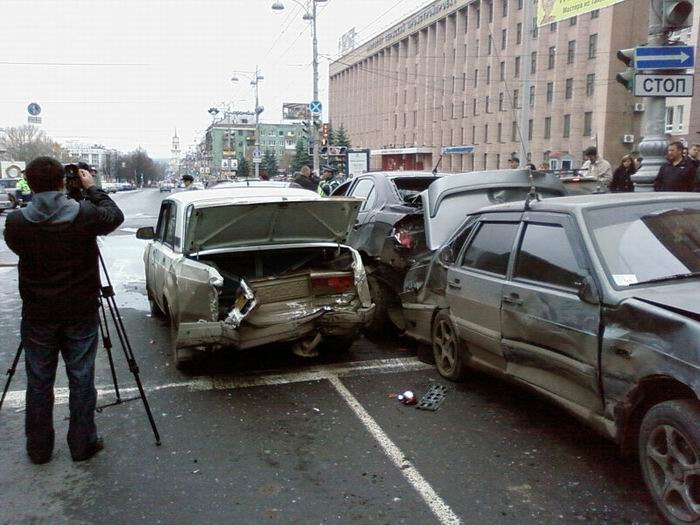 Russian bus accident 22