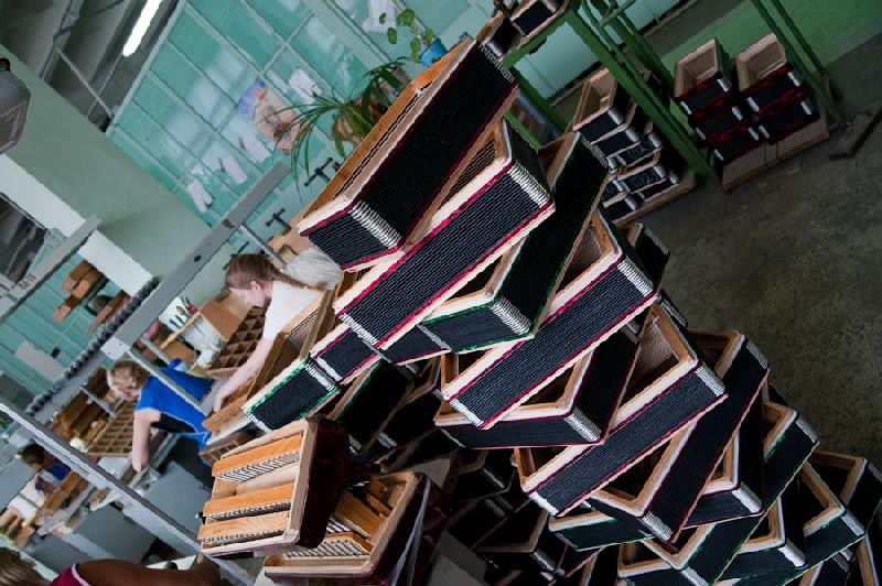 Button Accordions Factory
