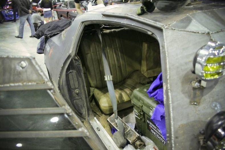 Chevrolet Camaro Mad Max style 2