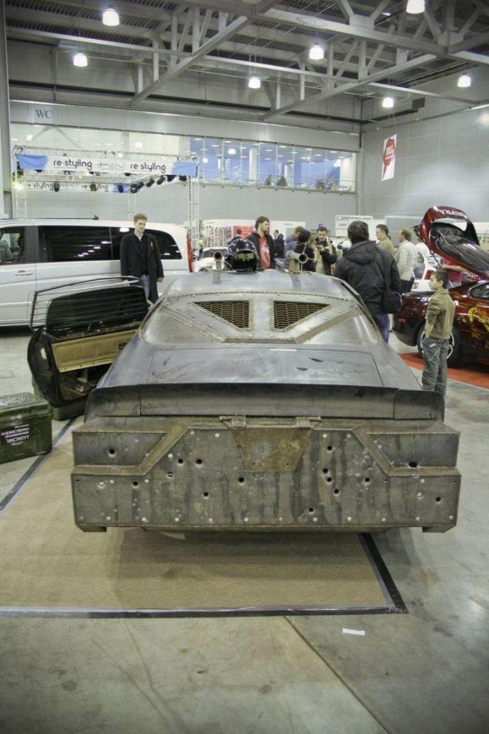 Chevrolet Camaro Mad Max style 17