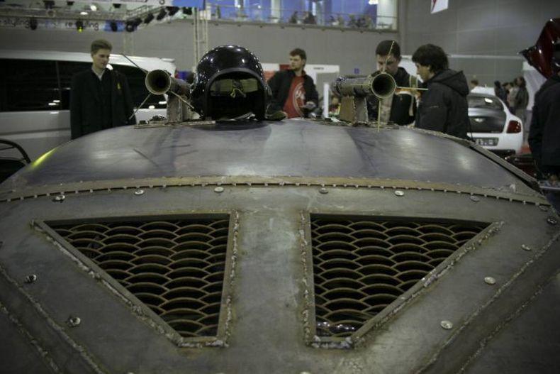 Chevrolet Camaro Mad Max style 19