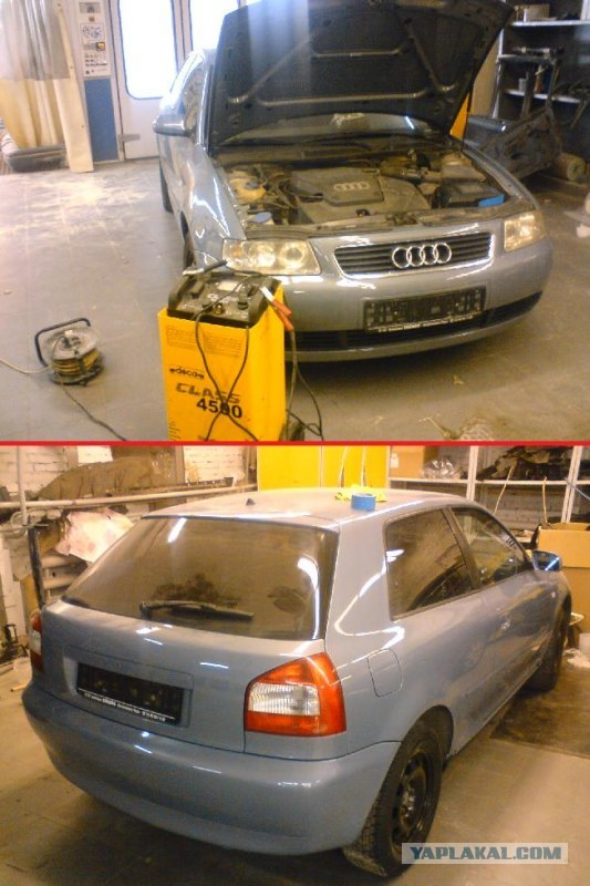 Audi from Russia 11