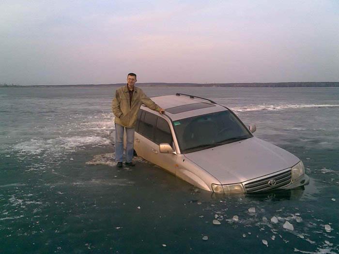 car under ice 3