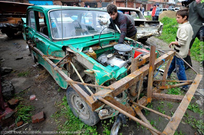 Russian Carmageddon 5