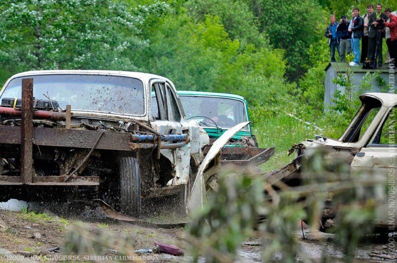 Russian Carmageddon 8