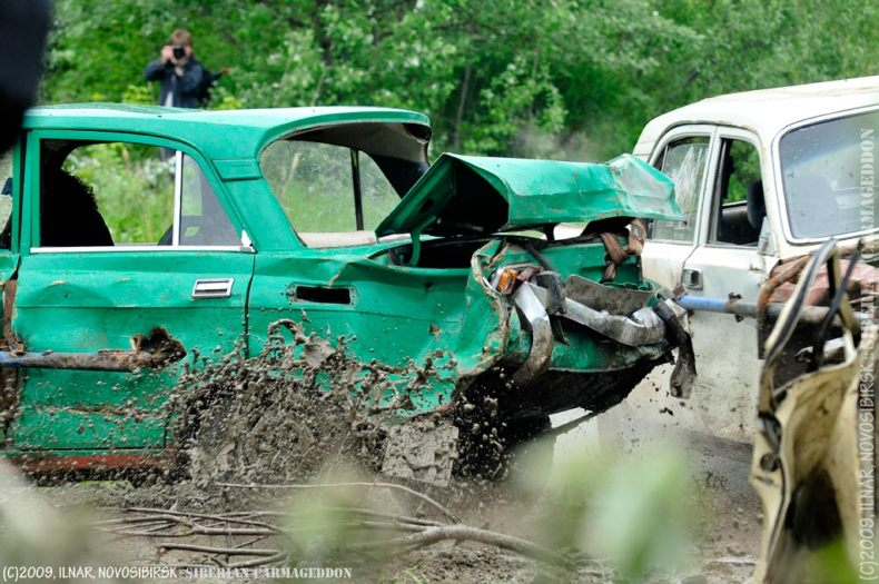 Russian Carmageddon
