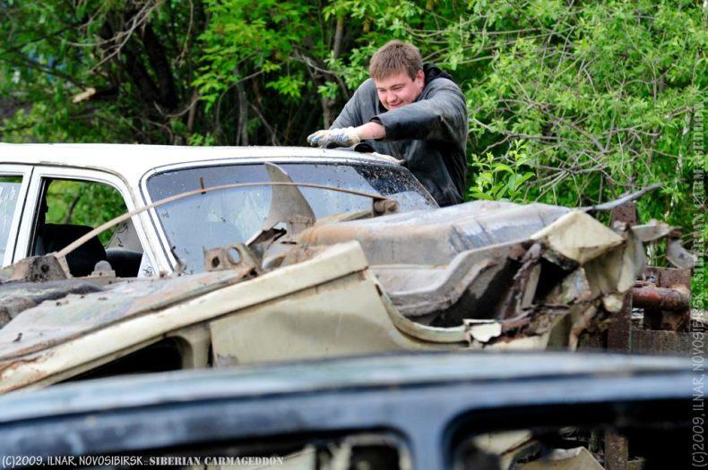 Russian Carmageddon 11