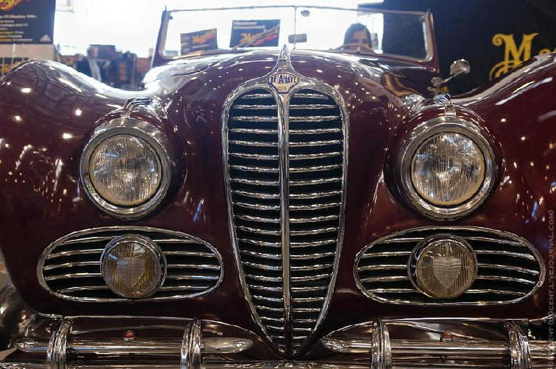 Oldtimer Gallery In Moscow