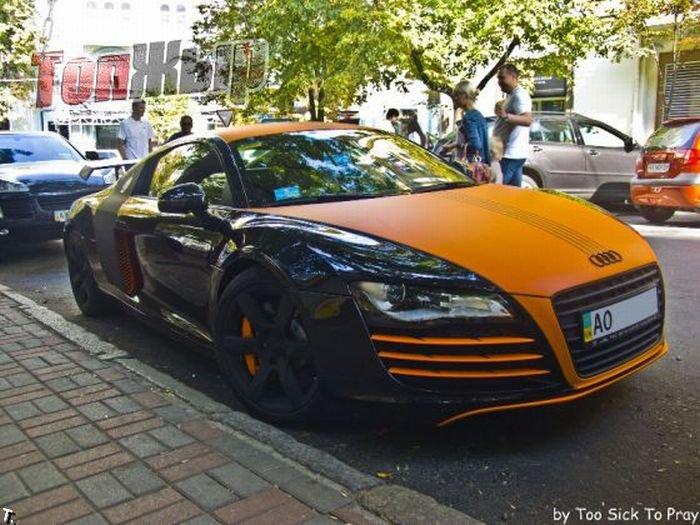 luxury cars in Kiev Ukraine 4