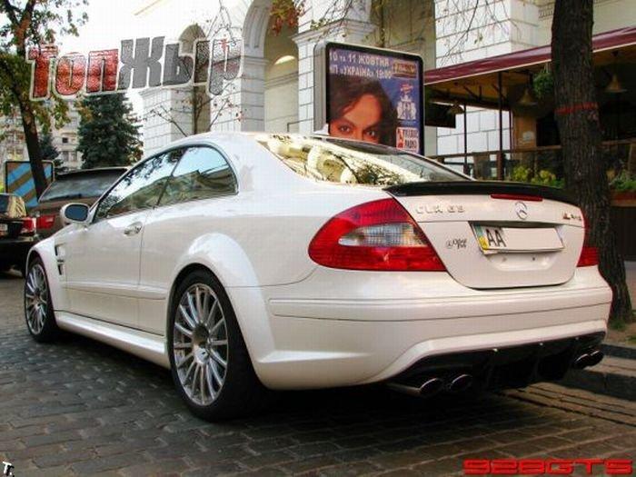 luxury cars in Kiev Ukraine 5