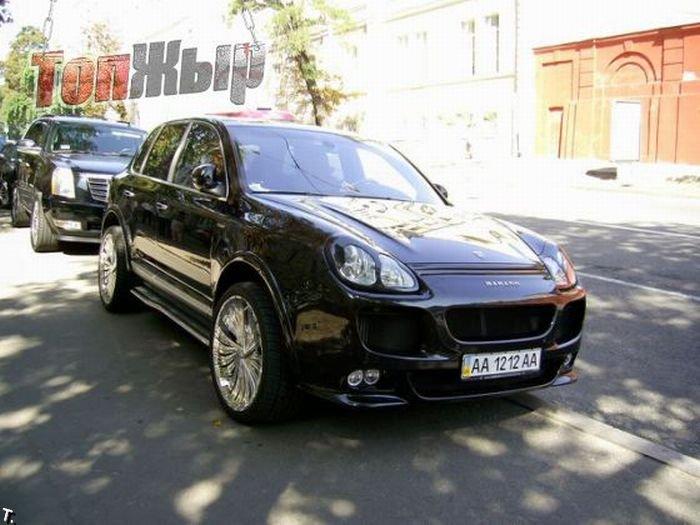 luxury cars in Kiev Ukraine 6