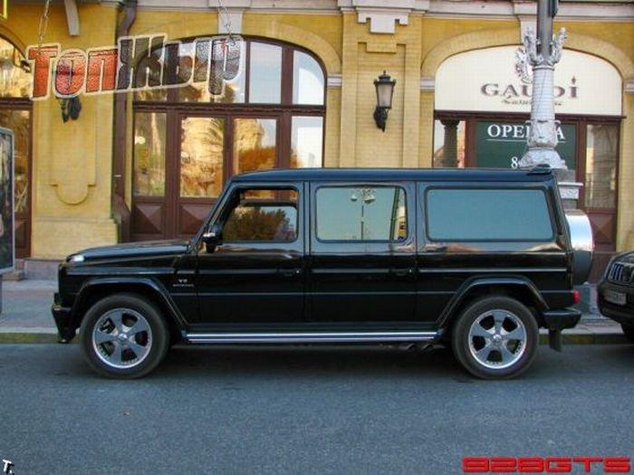luxury cars in Kiev Ukraine 7