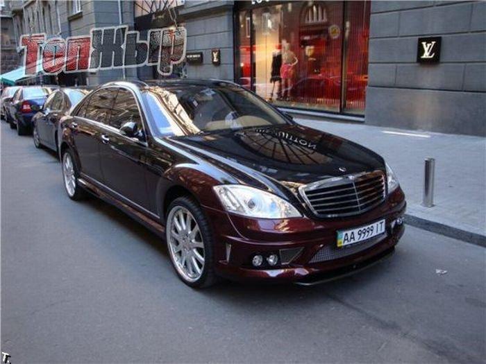 luxury cars in Kiev Ukraine 8