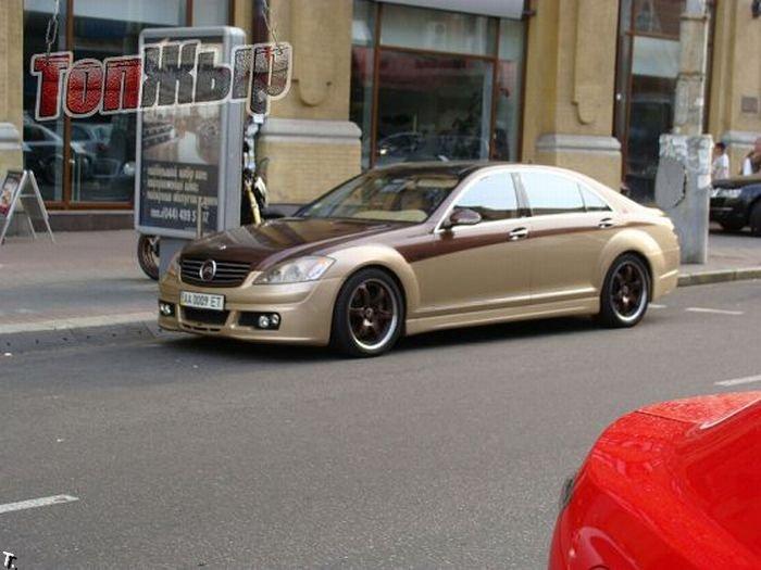 luxury cars in Kiev Ukraine 9