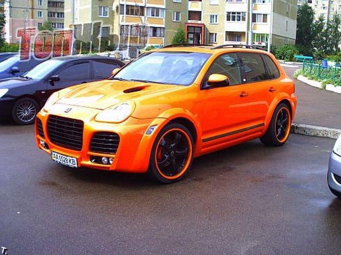 luxury cars in Kiev Ukraine 10