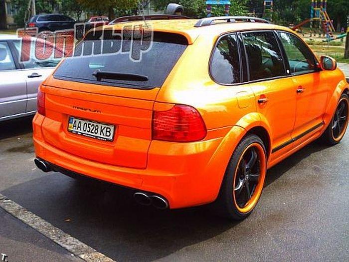 luxury cars in Kiev Ukraine 11