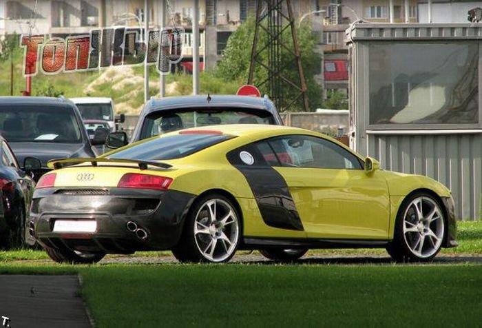 luxury cars in Kiev Ukraine 13