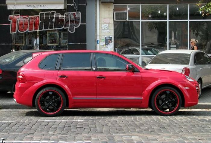 luxury cars in Kiev Ukraine 15