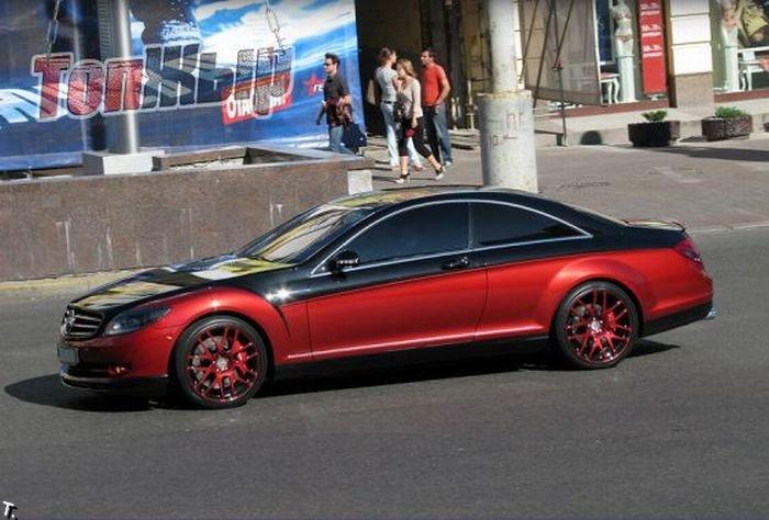 luxury cars in Kiev Ukraine 20