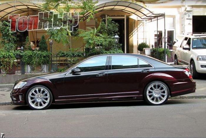 luxury cars in Kiev Ukraine 21