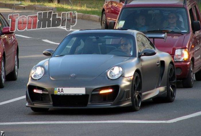 luxury cars in Kiev Ukraine 23